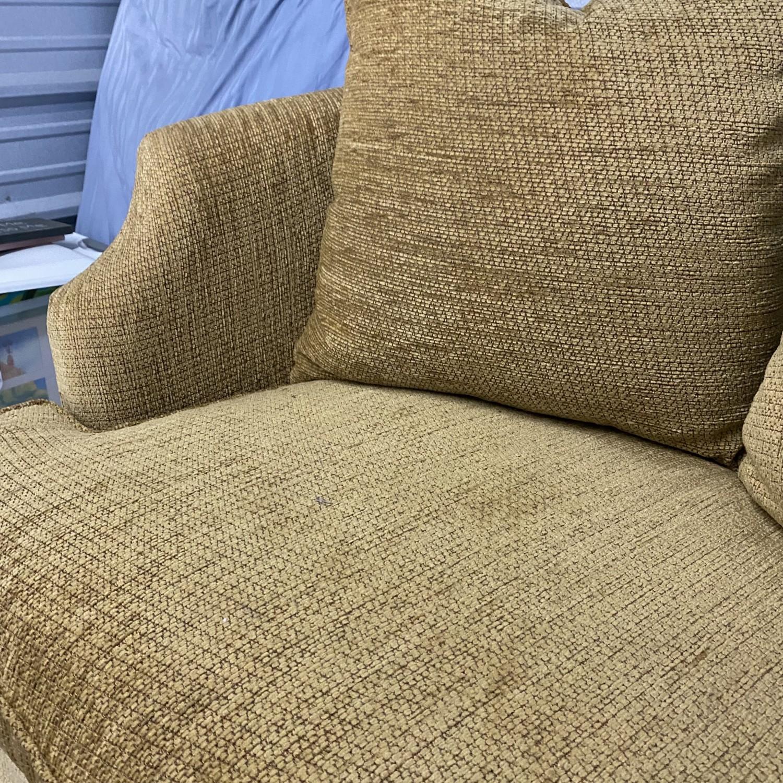 Custom Chair and a Half