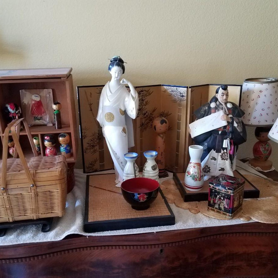 Darling antique and vintage Storage Locker sale - Auction/Estate Sale