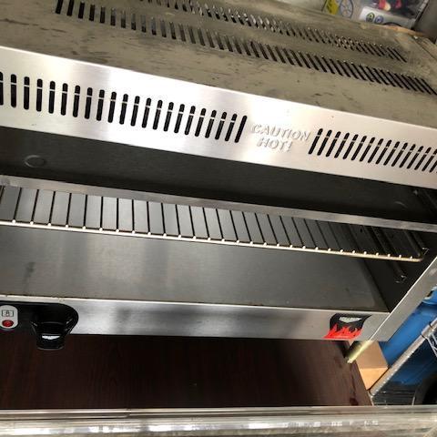 Cheese Melter/ Oven Warmer ( Salamander)